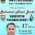 SMK N 1 Koto Balingka Mengucapkan Selamat HUT Pasbar Ke-17