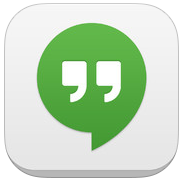 Hangouts 5 Best possible Video Chating Apps for iPhone 2017 Technology