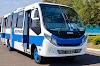 Caio presenta actualización del minibus F2400
