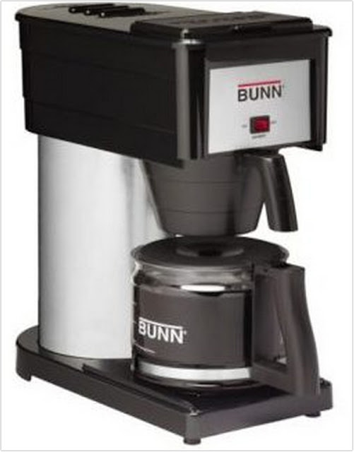 Bunn O Matic Coffee Maker;Bunn BXB Velocity Brew, Coffee Maker;