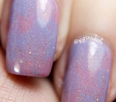 Carpe Noctem Cosmetics + Nail Whisperer Soft Seriotype