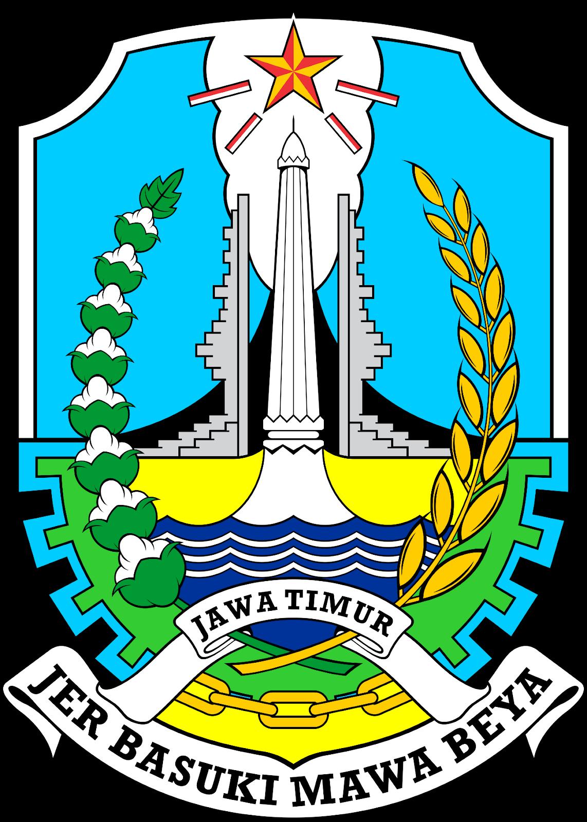 Free Vector 34 Logo Provinsi di Indonesia Format CDR dan ...