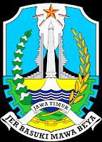 Logo Provinsi Jatim PNG