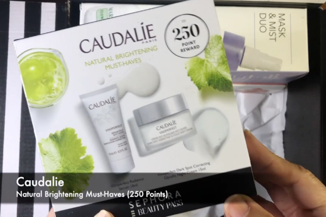 CAUDALIE Natural Brightening Must-Haves (Beauty Pass Rewards 250 Points)