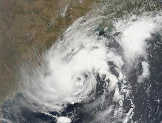 Amphan Cyclone