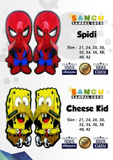 Spidi dan Chesee Kids