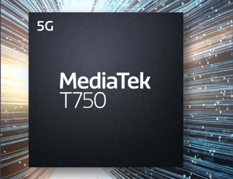 MediaTek T750 5G chipset for fixed wireless access routers and mobile hotspot devices announced
