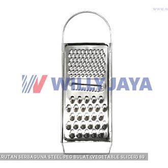 OTH - PARUTAN SERBAGUNA STEEL PEG BULAT (VEGETABLE SLICER) 89