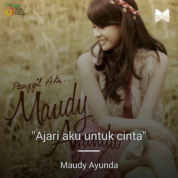 Chord Gitar Kerispatih Demi Cinta G: Lirik Lagu Maudy Ayunda