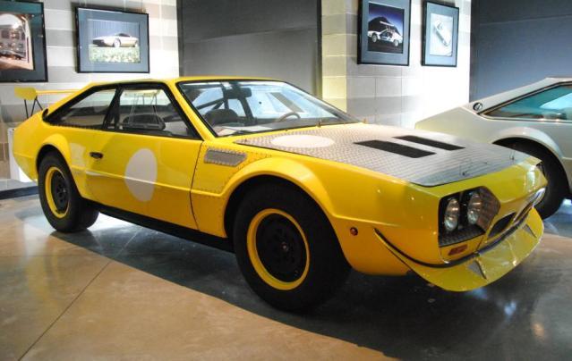 El Garaje Algabeno Lamborghini Jarama Rally De Leo Models Hachette