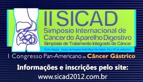 II Simposio Internacional de Cancer do Aparelho Digestivo