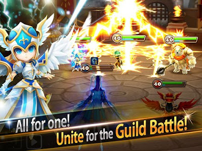 Summoners War MOD APK 4.0.0 (No Root) for Android Hack Terbaru 2018