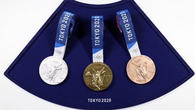 MUNDO: ¿Cuántas medallas se reparten en los Juegos Olímpicos de Tokio?