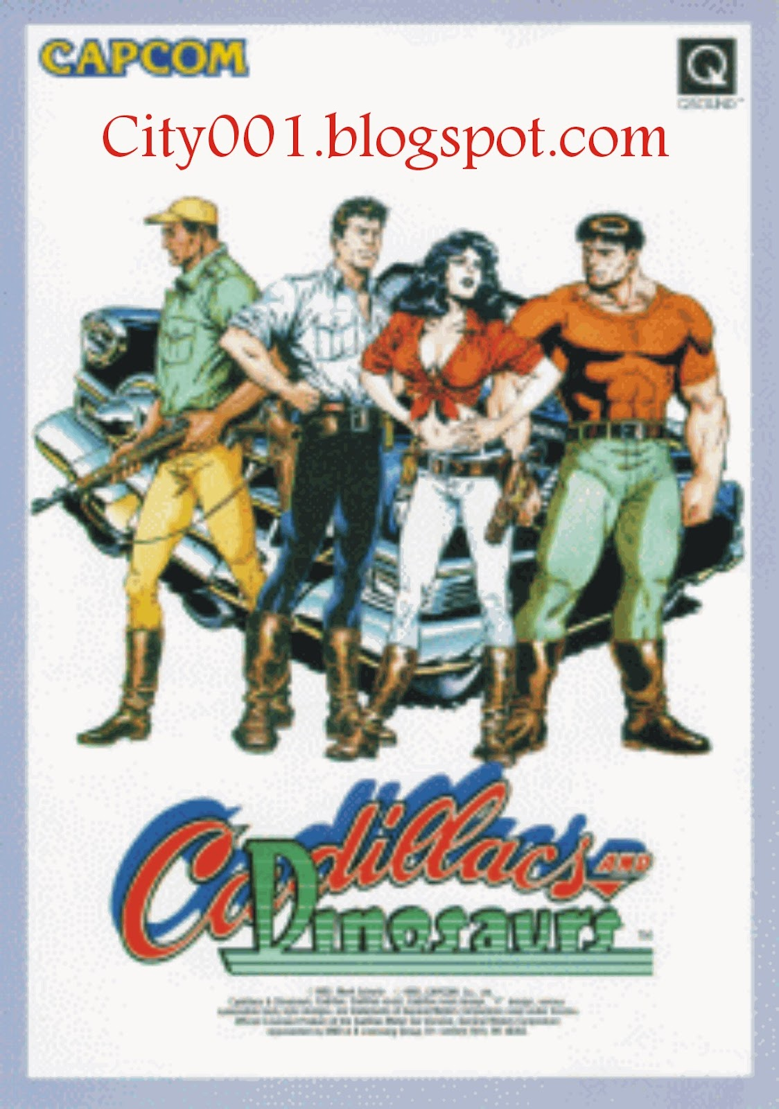 Cadillacs and Dinosaurs PC Game - Free Download PC Games ...