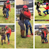 See Photos of a  Nigerian lady  as she proposed to her girlfriend