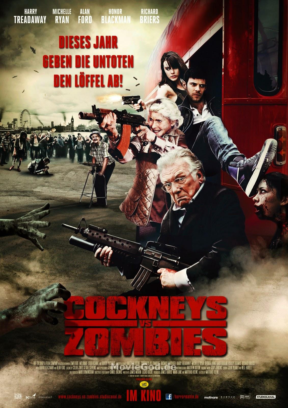 Cockneys VS Zombies แก่เก๋า ปะทะ ซอมบี้ [HD][พากย์ไทย]