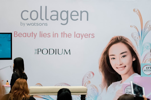 Collagen by Watsons: The Collagen Expert