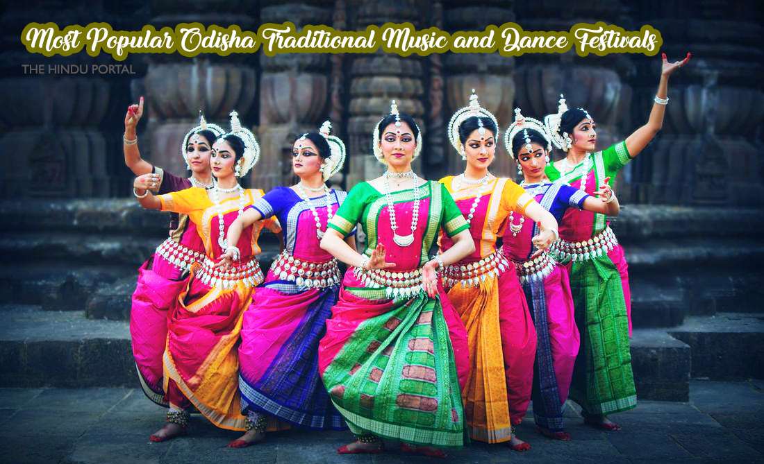Most Popular Odisha Traditional Music and Dance Festivals you Must Know