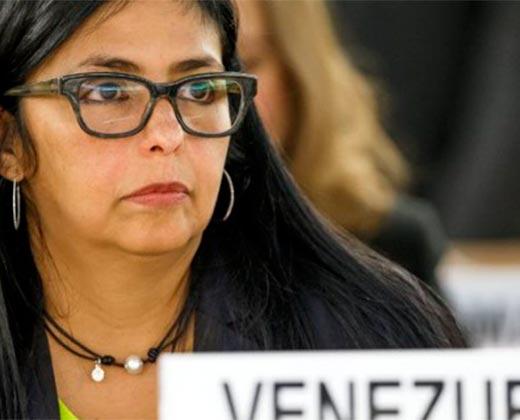 ¡LA DEJÓ EN LA CALLE! Compañera de estudios de Delcy Rodríguez le dedica polémica carta