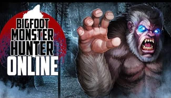 descargar bigfoot monster hunter online