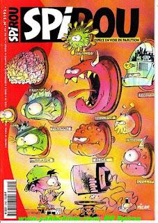 couverture dessin Midam