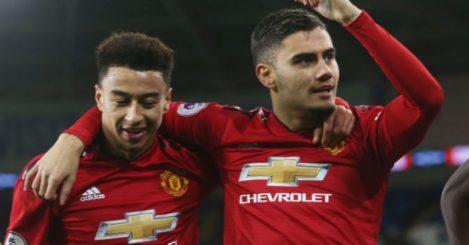 Man Utd midfielder boldly compares himself with club legend