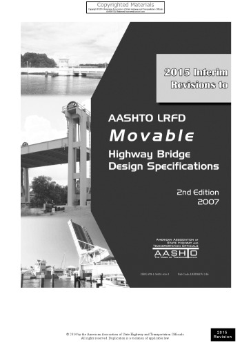 Aashto Lrfd Bridge Design Specifications 6th Edition Ebook Download