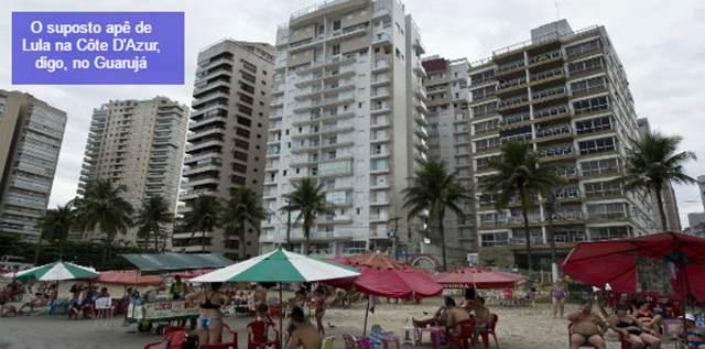 Apê do Lula era na verdade de uma offshore da Globo