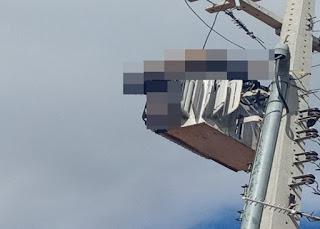 Corpo de jovem desaparecido de Frei Martinho, é encontrado carbonizado em um transformador de poste nesta quarta (27)