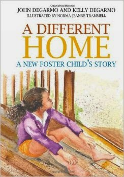childrens book about what it feels like entering a new foster home
