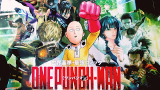 One Punch Man Subtitle Indonesia 1 - 12(END) - Download Gratis