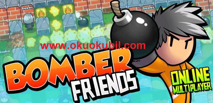 Bomber Friends 3.68 Bombacı Hileli Apk + Mod İndir 2020