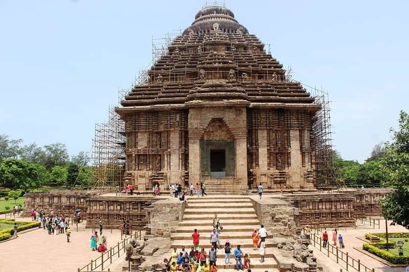 Top 12 Historical Wonders Of India Everyone Should Visit Once   Konark Sun Temple