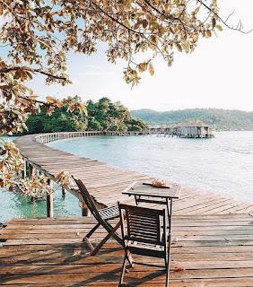 Song Saa Resort, Cambodia