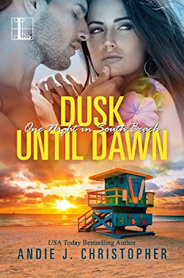 Book Cover for Learn about contemporary romance novel Dusk Until Dawn by Andie J. Christopher