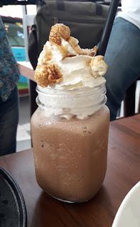 oldtown white coffee arkadia cafe