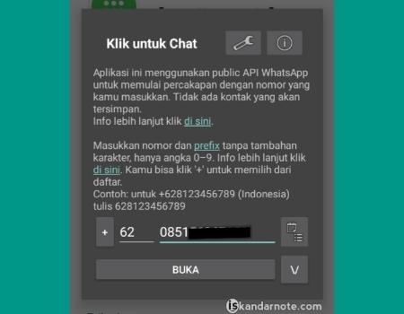 chat whtasapp