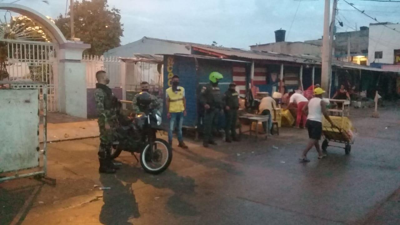 hoyennoticia.com, Administración Dasuki mantiene operativos para recuperar el espacio público