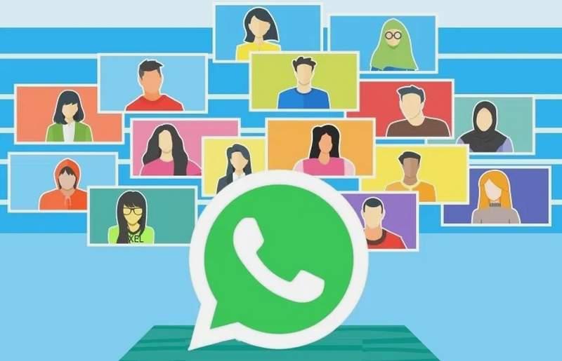 Video Call di WhatsApp 50 Orang (technosports.co.in)