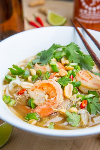 Pad Thai Soup