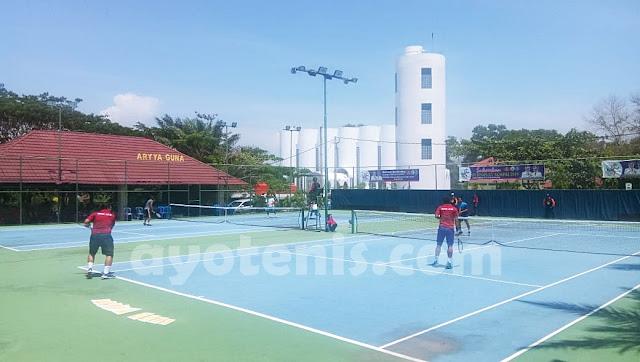 Tenis Pornas Korpri: Kejutan, Jatim Tumbang ! Inilah Dua Tim Yang Bertarung di Final