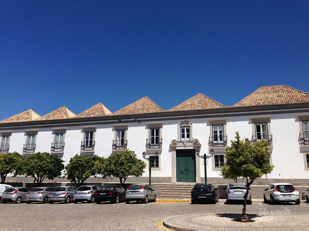 Casco antiguo Faro Palacio Episcopal