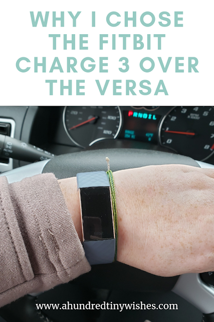 Fitbit, charge 3