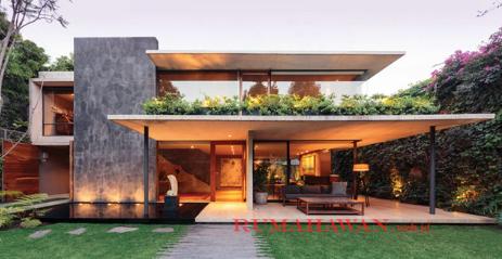 Gambar Desain Rumah Minimalis 2020 (Lintas Gambar - www.lintasgambar.com)