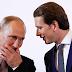 كورتس يقترح على بوتين النظر في ترشيح فيينا كمكان لعقد القمة الروسية الأميركية المحتملة