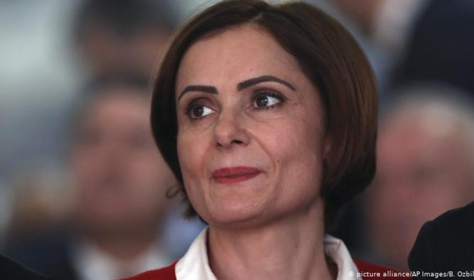 Ποια είναι η γυναίκα που θέλει ο Ερντογάν στη φυλακή;