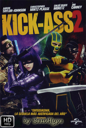 Kick-Ass 2 [1080p] [Latino-Ingles] [MEGA]