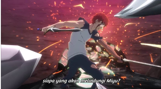 Download Anime Fate/kaleid liner Prisma☆Illya 3rei!! Episode 11 [Subtitle Indonesia]
