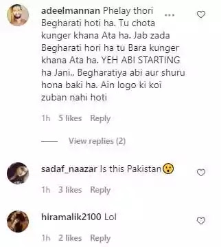 Netizen Lose Calm After Seeing Hira Mani's Dance Moves