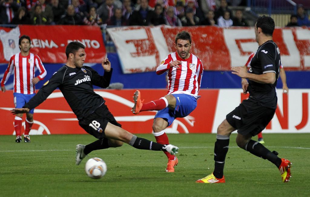 نتيجة مباراة فالنسيا واتلتيكو مدريد بتاريخ 14-02-2020 الدوري الاسباني
